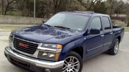 2009 GMC Canyon – a date with a V-8