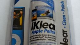 iKlear iPod, iPhone & Macbook Cleaning Kit Review
