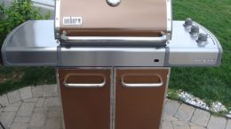 Weber EP-310 Gas Grill Review