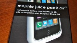 Mophie Juice Pack Air Review