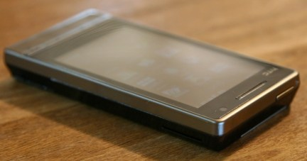First Impressions of the HTC Touch Diamond2