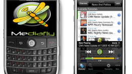 Mediafly for BlackBerry Review