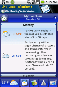 WeatherBug for Android Review  WeatherBug for Android Review  WeatherBug for Android Review  WeatherBug for Android Review  WeatherBug for Android Review  WeatherBug for Android Review  WeatherBug for Android Review