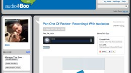 Create Podcasts On The Go With AudioBoo- A GD How-To