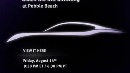 Infiniti M reveal may be onto something