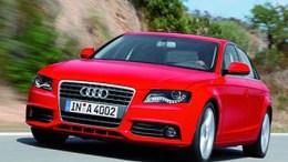 2009 Audi A4 effort