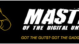 Are YOU the Master of the Digital Universe?
