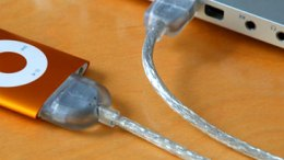 An iPhone/iPod cable that withstands a beating