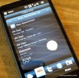 GearDiary First Impressions of the HTC HD2 Windows Phone