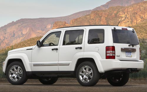 2010 Jeep Liberty Limited