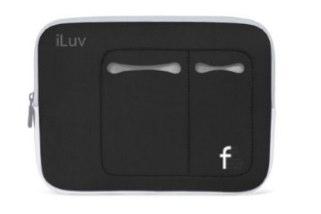 Amazon.com_ iLuv 9.7 Inch Neoprene Sleeve for iPad - Black