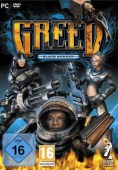 Greed Black Border Box