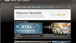 GearDiary Steam on Mac First Impressions (also Portal and Torchlight)