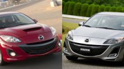 2010 MAZDA3 and MAZDASPEED3 leave you grinning