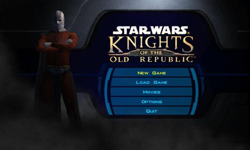 Star Wars Knights of the Old Republic Coming to iPad!