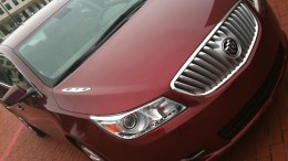 GearDiary LaCrosse driving force behind modern Buick