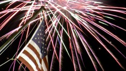 Fun on the Fourth and fabulous fireworks photos
