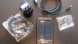 Charge Your Mobile Devices with the Power of the Sun