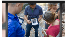 Old Meets New as iPad Becomes Essential Tool for... Archeaology!