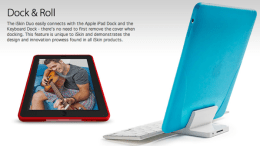 iPad Case Review: iSkin Duo