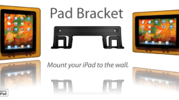 iPad Accessory Review: Pad Bracket iPad Mounting System