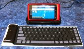 Review: Roll-able Bluetooth Keyboard from EFO Gadget Shop