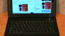 iPad Accessory Review: EFO iPad Bluetooth Keyboard with Folding Case