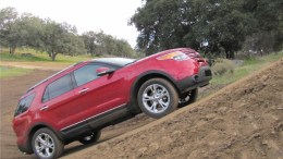 GearDiary 2011 Ford Explorer, part deux