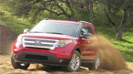 2011 Ford Explorer: The SUV for the 21st Century?