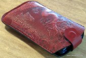 Mobile Phone Accessory Review: the Oberon Design Cell Phone Sleeve