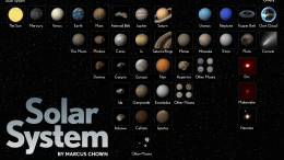 Review: Solar System for iPad