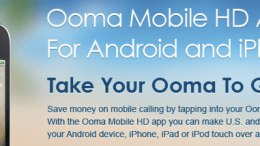 CES Snippets- Ooma Updates Mobile Calling