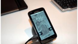 First Ever Demo- Motorola Atrix 4? Phone To 20? Desktop to… 24? iMac