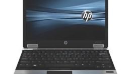 Hewlett Packard Elitebook 2540p Laptop Review