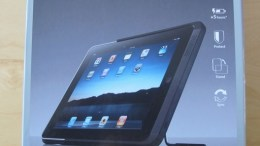 iPad Accessory Review: Kensington PowerBack Battery Case with Kickstand and Dock