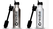 Drink Clean Water, Become a Solid Citizen with the Revolve Tap Water Filter Bottle