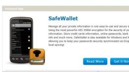 SafeWallet and SafeWallet Desktop (Android) Review