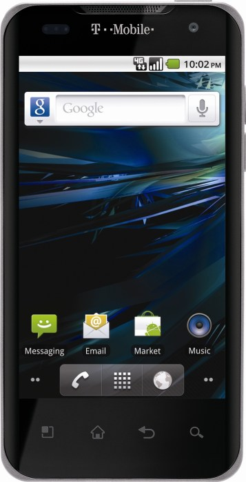 T-Mobile G2x with Google by LG