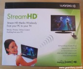 Review: Warpia StreamHD Streams Video from Your PC to the Big(ger) Screen