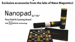 GearDiary Nanodots Adds Even More Fun to the Cool Magnetic Dots of Fun