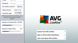 AVG Launches 'LiveKive' Onlive Storage System