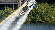 GD Quickie: Take Off With the Jetlev R200 Flyer Jetpack