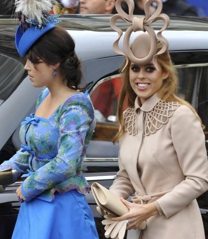 Princess Beatrice Hat