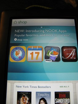 Review: B&N NOOKcolor Software Update And App Store  Review: B&N NOOKcolor Software Update And App Store  Review: B&N NOOKcolor Software Update And App Store  Review: B&N NOOKcolor Software Update And App Store