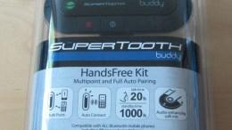 Bluetooth Car Accessory Review: SuperTooth Buddy