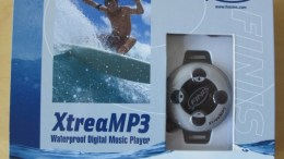 GearDiary Sports Gadget Review: Finis XtreaMP3 Wayerproof MP3 Player