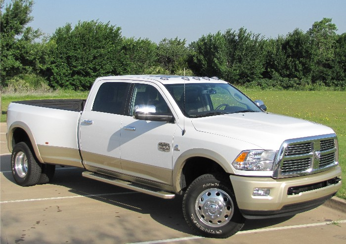 2011 Ram 3500 Laramie Longhorn All Hat AND The Rodeo