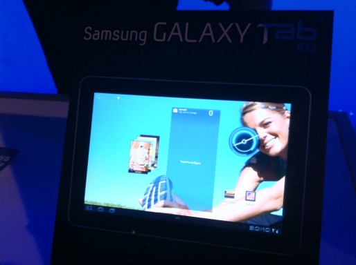 First Look: Samsung Galaxy Tab 10.1  First Look: Samsung Galaxy Tab 10.1  First Look: Samsung Galaxy Tab 10.1