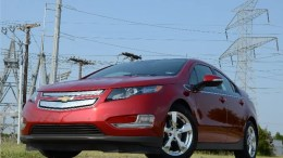 Chevy Volt: A Week in the Life