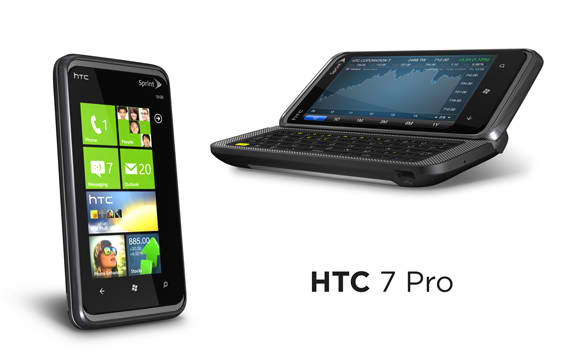 HTC 7 Pro US Cellular